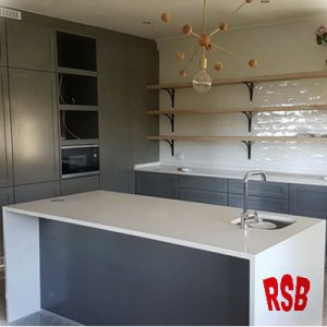 Worktops and Shelving