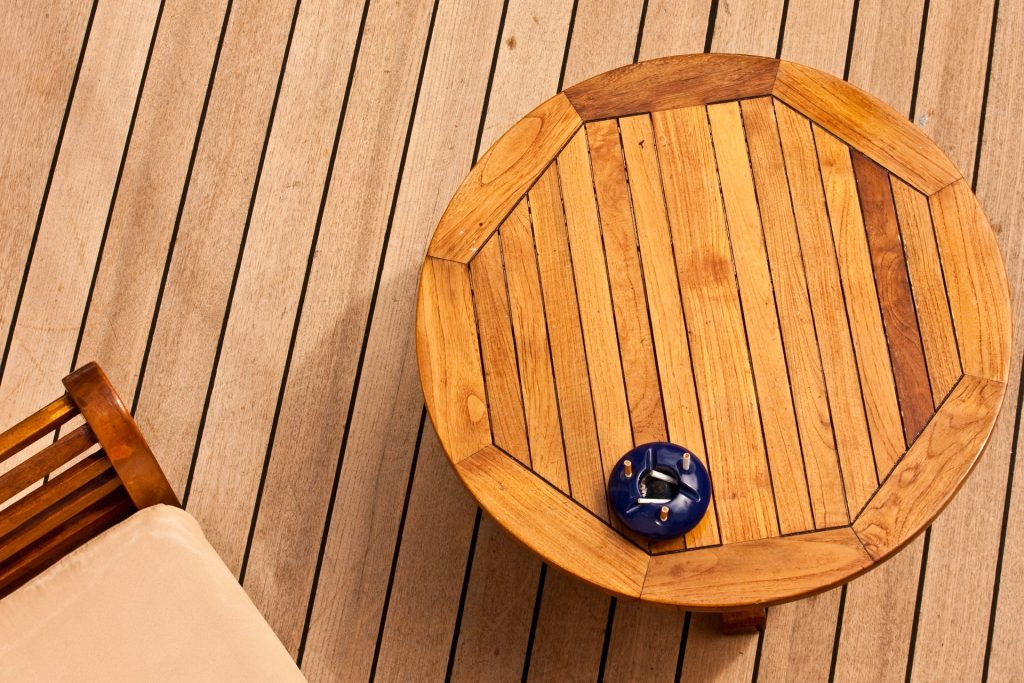 RSB Wooden Decking