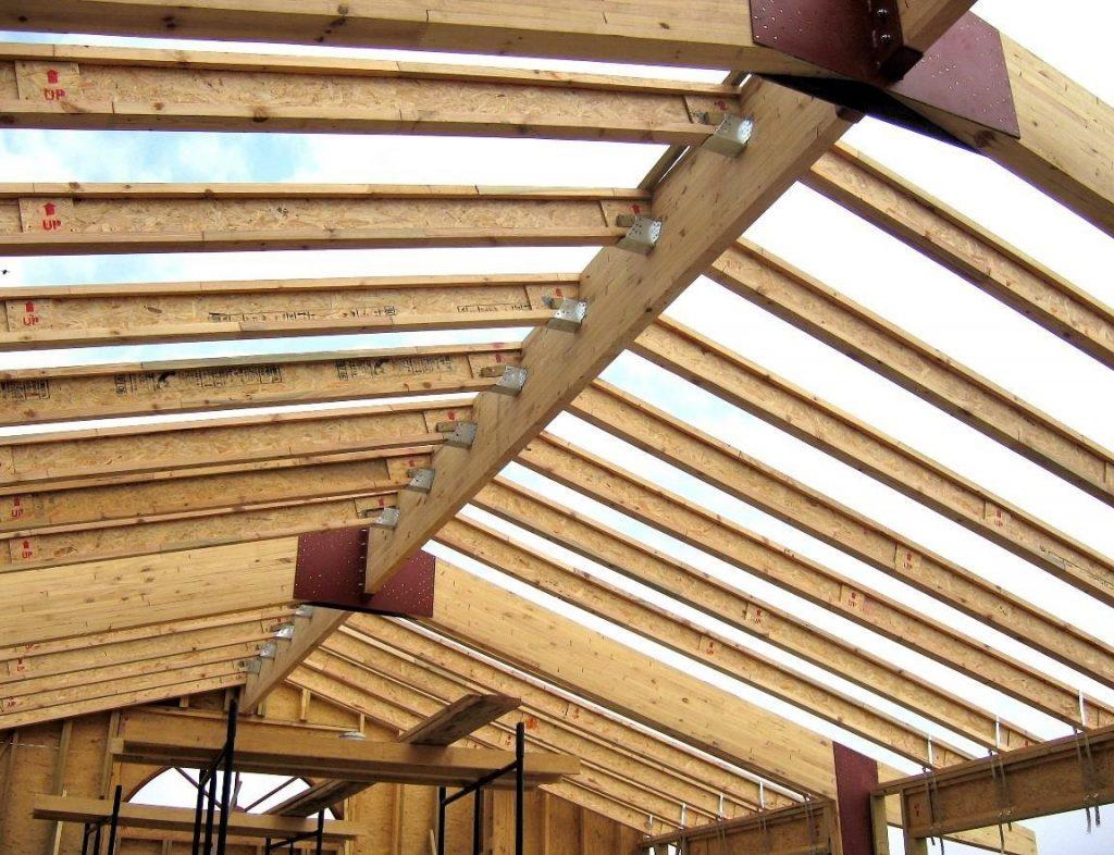Level studio roof